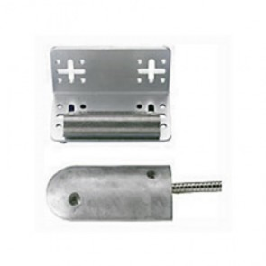 Alluminium Roller Shutter Door Metal Contact
