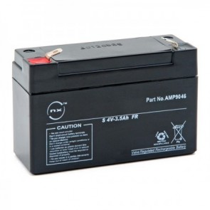 Alarm control panel battery 1.2aH ALA-UC12102