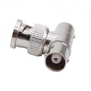 BNC MALE to 2 Female Connector