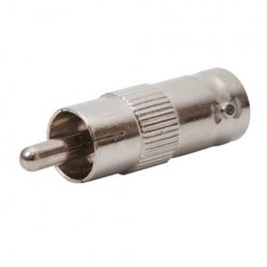 BNC to Phono Plug Adaptor
