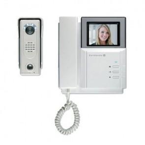 Door Camera Intercom System - Weatherproof - Waterproof - Vandal Resistant - Colour - Enterview EV5C