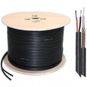 RG59+2 Core Shotgun CCTV Cable