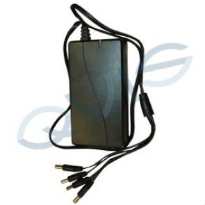 5 amp 4 Way Power Supply Adaptor