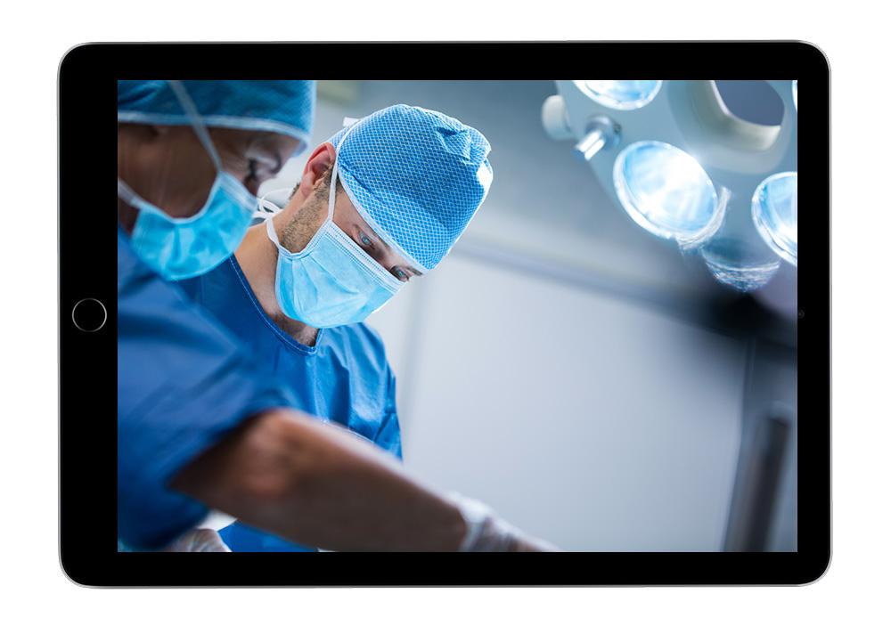 Healthcare CCTV & Security Installations